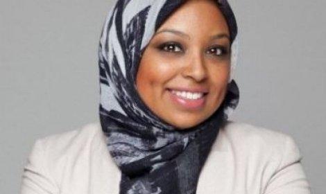اولین مجری زن محجبه تلویزیون کانادا با این حجاب حاضر شد | عکس