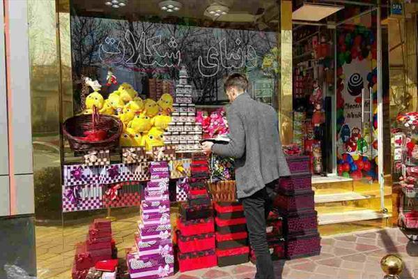 شکلات آغشته به مشروبات الکلی؛ ارمغان شرکتهای اروپایی برای ایرانیها!