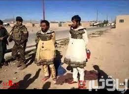 ظاهر مضحک داعشیهای زننما هنگام فرار از عراق! + تصاویر