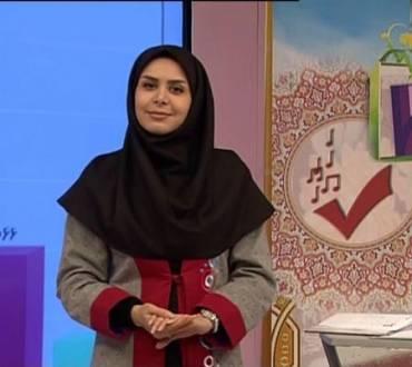 عضو جدید خانواده خانم مجری تلویزیون | عکس