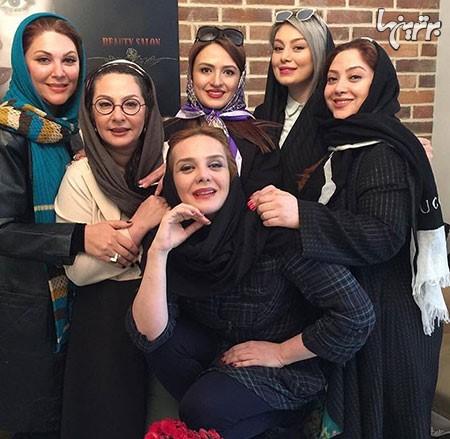 عکسهای بازیگران و هنرمندان آذر ماه 95 جدیدترین عکس های بی حجاب کم حجاب بد حجابی بازیگر زن ایرانی مشهور تصاویر لورفته از باریگران