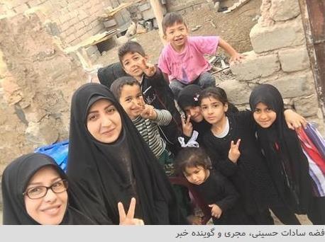 کدام چهرههای سرشناس ایرانی امسال در پیادهروی اربعین شرکت کردند؟! + تصاویر