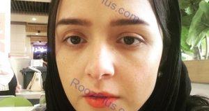 چهره بدون آرایش بازیگر زن مشهور + عکس