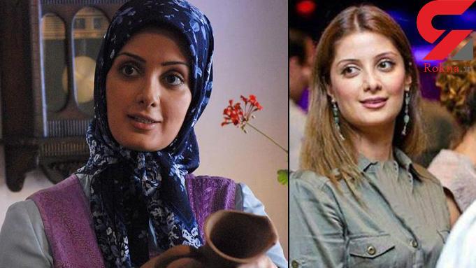 کشف حجاب سمیرا سیاح بازیگر کشورمان در آمریکا! +عکس