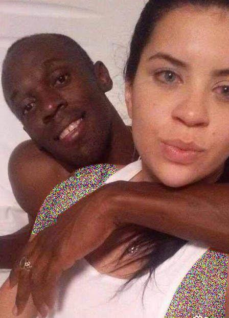 رابطه جنسی اوسین بولت و دختر زیبای برزیلی+تصاویر