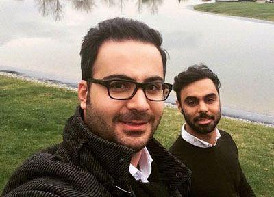 عکس های جدید حامد تهرانی بازیگر