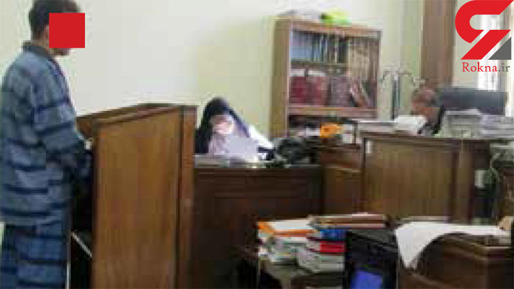 افسر سابق پلیس تهران محکوم به مرگ شد