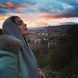 خوشگذرانی بازیگر زن میلیاردر ایرانی در خارج از کشور+تصاویر