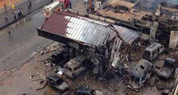 تصویری جدید از فاجعه تروریستی امروز در عراق