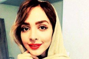 چهره واقعی و بدون گریم المیرا دهقانی بازیگر نقش مریم در سریال هشت و نیم دقیقه