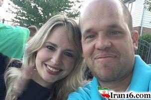 ازدواج زن جوان با مردی که به او عضو اهدا کرده بود! عکس