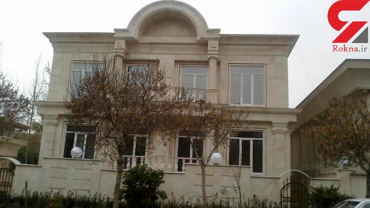 مالک خانه میلیاردی سعادت آباد تهران کیست؟