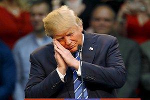 همه ژستهای دونالد ترامپ تا رئیسجمهور شدن+ عکس