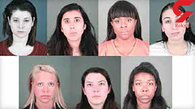 شکنجه گاه 7 دختر دانشجو + عکس