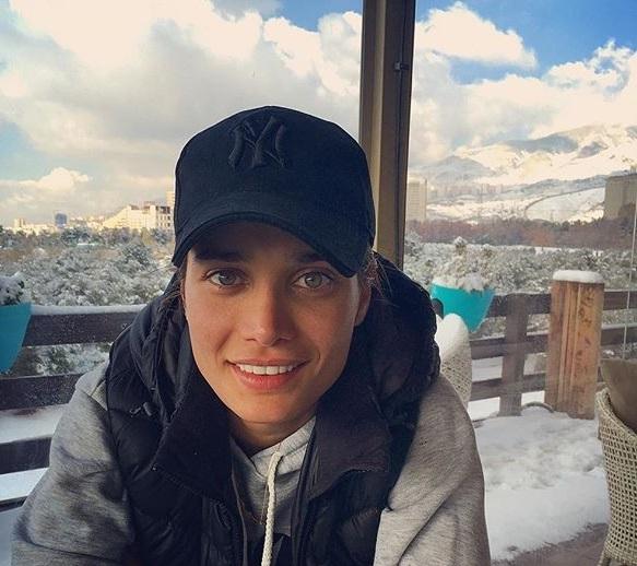هنرمندان اینستاگرام را هم برفی کردند ؛ عکس بازیگران در برف