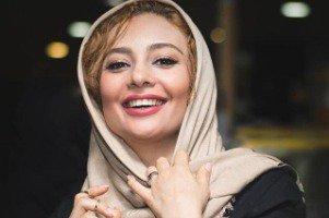 عکس برفی یکتا ناصر و همسرش در آخرین روزهای بارداری اش