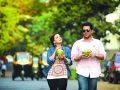 دیا میرزا بازیگر هندی فیلم «سلام بمبئی»