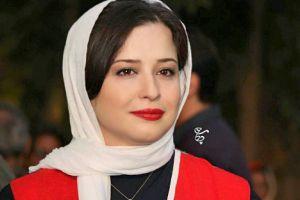عکس های لورفته آتلیه ای مهراوه شریفی نیا و چشمان خواب آلودش