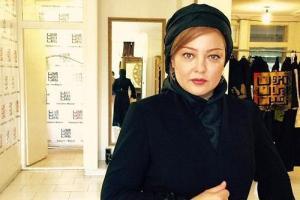جراحی فک و لثه رزیتا غفاری بازیگر کشورمان بخاطر اشتباه یک پزشک! عکس
