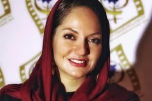 عکس لورفته مهناز افشار برای غم دوری و هجران همسرش