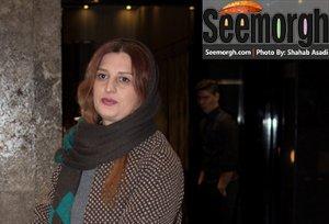 فرشته صدرعرفایی و پریسا بخت آور همسر اصغر فرهادی در اکران فیلم وارونگی