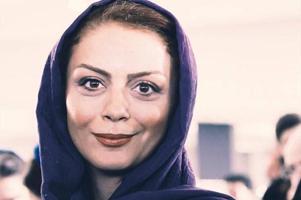 خانم بازیگر مشهور ایرانی که تازه ازدواج کرده دچار سانحه شد
