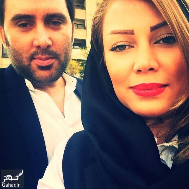 عکسهای نیما مسیحا و همسرش مریم مسیحا