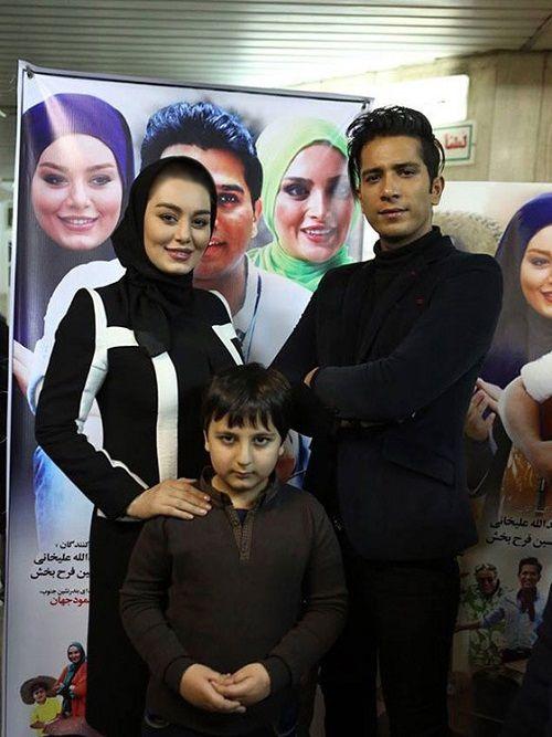 عکس سحر قریشی و همسر جدیدش امید علومی و همسر سابق + بیوگرافی