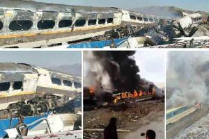 عوامل بروز حادثه قطار سمنان اعلام شدند