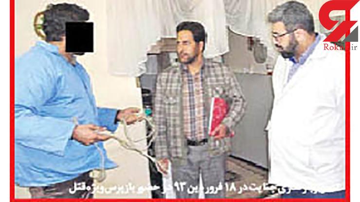 اعدام خواننده قلابی در زندان مشهد +عکس