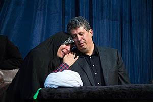 مهدی هاشمی نگذاشت رئیس صدا و سیما زیر تابوت پدرش را بگیرد