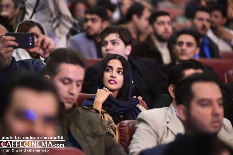 عکسهای بازیگران در افتتاحیه جشنواره فیلم فجر ۹۵
