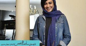 جشن تولد بازیگر زن مشهور سر صحنه فیلم مهران مدیری+عکس