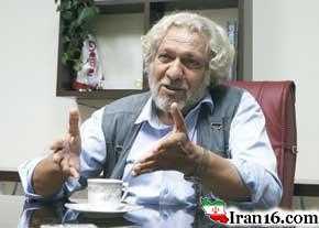 کاظم افرندنیا بازیگر سینما و تلویزیون درگذشت