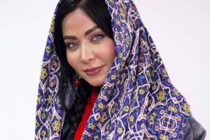 فقیهه سلطانی بازیگر بچه دار شد + عکس