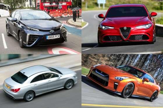 آیرودینامیکترین خودروهای جهان کدامند؟+تصاویر