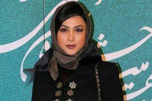 جشن تولد آزاده صمدی در پشت صحنه فیلم ساعت 5 عصر مهران مدیری