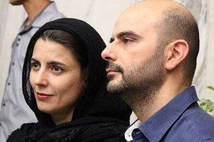عکس جدید لیلا حاتمی و علی مصفا در کنار فرزندان شان مانی و عسل