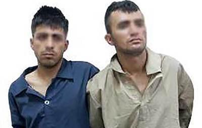 تجاوز به دختران در خودرو پراید توسط این دو جوان