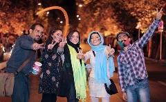گاف های باورنکردنی از دختر و پسرهای ایرانی