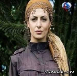 جایزه داعش برای سر دختر ایرانی! + عکس
