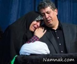 وداع و عزاداری خانواده هاشمی رفسنجانی + تصاویر