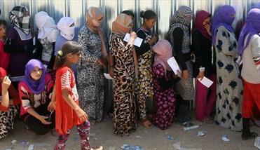 radio button ۳۰۰۰ زن ایزدی از چنگ داعش رها شدند