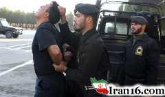 دستگیری 8 مرد و زن برهنه در خانه فساد زوج آملی