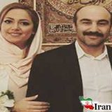 عکس عاشقانه محسن تنابنده و همسرش روشنک