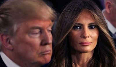 عکسهای زن لخت و عریان دونالد ترامپ (ملانیا ترامپ)