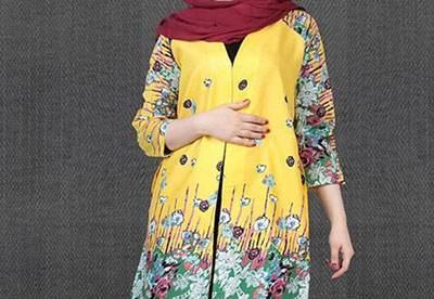 عکس مدل مانتو ایرانی عید نوروز 1396