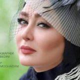 عکس های دیده نشده چهره الهام حمیدی بعنوان مدل آرایشی