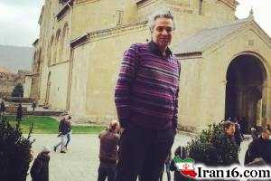 عکس حسن جوهرچی 17 ساعت قبل از مرگ