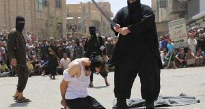 «ابوسیاف» جلاد وحشی و غول پیکر داعش، بالاخره در نینوا به هلاکت رسید + عکس ها